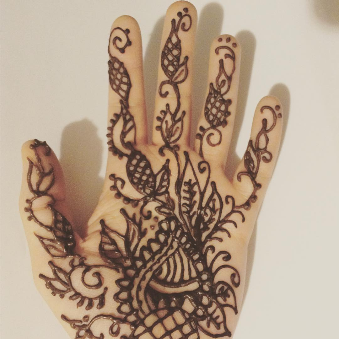 More Henna Art Then Ever On my @BETHKAYA Instagram . . #henna