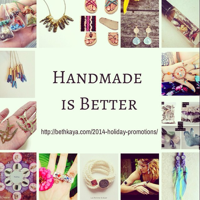 Check Out This Mini Site That Offers Handmade Promotions in Due Time for The Holidays - Support Small Business and Indie Artists  touch for vendors  #handmade #promotions #ittakesavillage #holidayshopping #sustainableliving #supportthearts