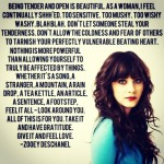 Oh Zooey! (I hear she's expecting