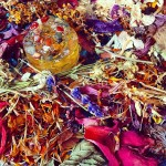 Lovingly Preserved #homegrown #organic #flowers #orgonite