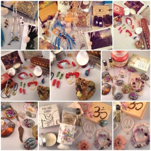 "These images are photos of the items I and so many others donated for the #haveaheart4Gwen fundraising auction. I want to let you know the donation was made to Gwendolyn's fundraiser ""Giving for Gwendolyn"" Special thank yous to the following artists and donors - please show them some love! We donated $420.00!!!!"