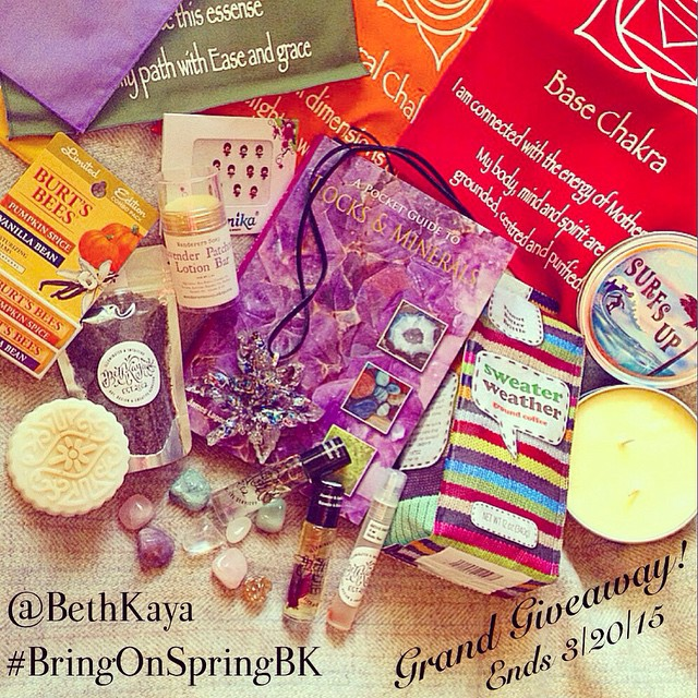 FOLLOW @BethKaya On Instagram and Share this Photo With Hashtag #BringOnSpringBK