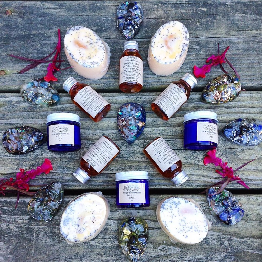 ✨Remember remember ✨ no auction today but a rare store coupon for 15% off orders (min $20 purchase) in my shop through Monday. ✨BethKaya/Etsy ✨ *also all orders this weekend will get a bar of vegan sandalwood soapSeen here - Crystal Cobalt Fragance Solids, Brandied Pear and Lemon Poppy soap with Citrine Core and rose quartz infused Flower Petal Toner . Also my collection of Guy Fawkes orgone accumulators. Only one listed in my shop, if you'd like one of the ones pictured, direct message me. ✌️ SHOP CODE: remembernovemeber15 enjoy your weekend