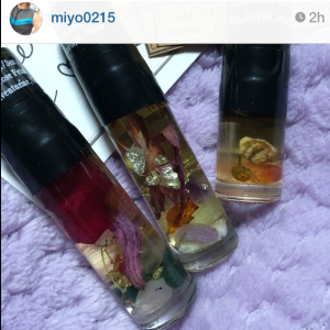 @miyo0215 shares her perfume love all the way in Japan! Thank you Miyo!