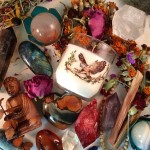 Edison Gem Show Finds & Intentional Pairings