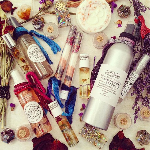 Soaks, Sprays, Hair Care, Toners, Perfume Solids and More