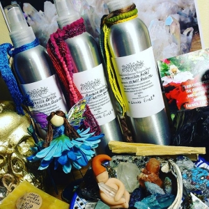 Crystal Infused Body & Room Spray