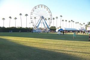 Ferris Wheel at Festival 8